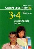 Green Line New E2 3 und 4. Grammatisches Beiheft