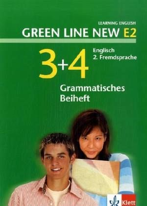 green line new e2 3 und 4 grammatisches beiheft. Black Bedroom Furniture Sets. Home Design Ideas