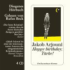 Happy Birthday, Türke, 4 Audio-CDs