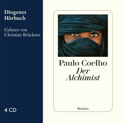 Der Alchimist, 4 Audio-CDs - Coelho, Paulo