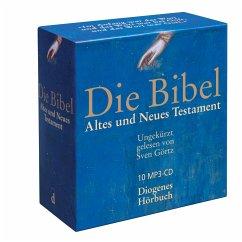 Die Bibel. 10 MP3-CDs