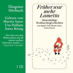 Früher war mehr Lametta, 1 Audio-CD