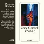 Freaks, 4 Audio-CDs