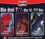 3er Box / Die drei Fragezeichen Bd.34-36 (3 Audio-CDs)