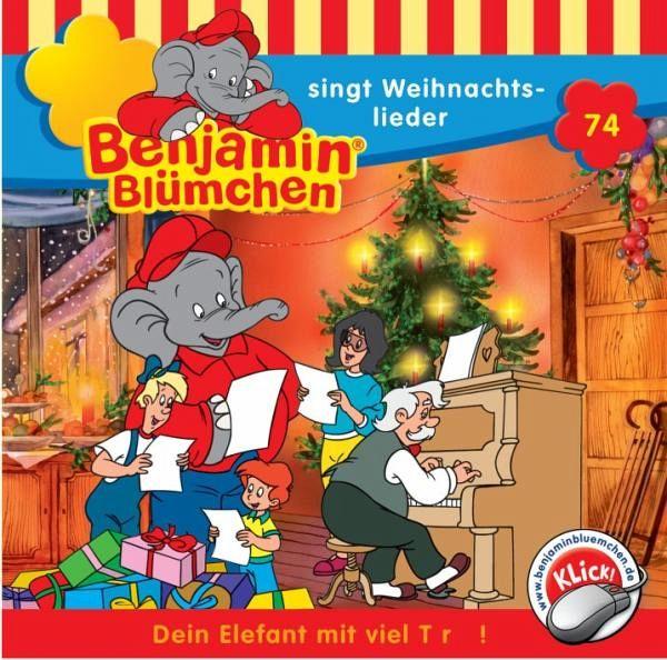 Benjamin Blümchen Weihnachten