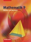 Mathematik Denken und Rechnen 9. Schülerband. Hauptschule. Nordrhein-Westfalen