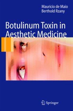 Botulinum Toxin in Aesthetic Medicine - Maio, Mauricio De; Rzany, Berthold