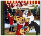 Das Weihnachtsfest / Bibi & Tina Bd.25 (1 Audio-CD)