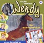 Wendy - Das Weihnachtsfohlen, 1 Audio-CD
