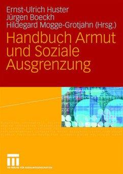 Handbuch Armut - Huster, Ernst-Ulrich / Boeckh, Jürgen / Mogge-Grotjahn, Hildegard (Hgg.)