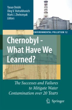 Chernobyl - What Have We Learned? - Onishi, Yasuo / Voitsekhovich, Oleg V. / Zheleznyak, Mark J. (eds.)