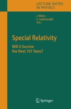 Special Relativity - Ehlers, Jürgen / Lämmerzahl, Claus (eds.)