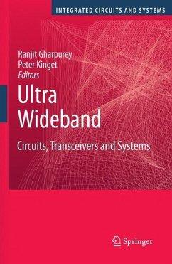 Ultra Wideband - Gharpurey, Ranjit / Kinget, Peter (eds.)