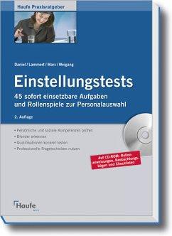 Einstellungstests - 40 sofort einsetzbare Aufgaben, Rollenspiele, Übungen - Gabrisch, Jochen