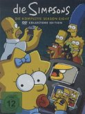 Die Simpsons - Die komplette Season 08 (Collector's Edition, 4 DVDs)