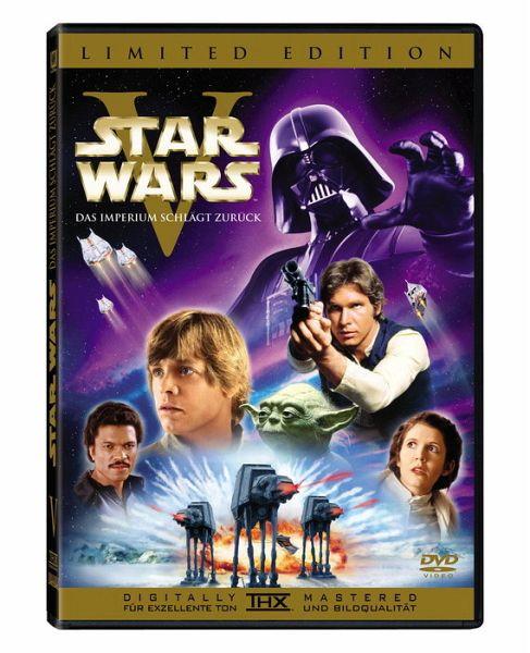 Star Wars Episode Iv Eine Neue Hoffnung Auf Dvd Portofrei Bei Bucher De