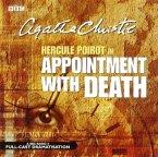 Appointment with Death, 2 Audio-CDs\Der Tod wartet, 2 Audio-CDs, englische Version