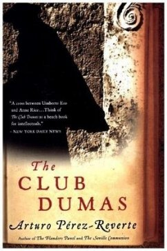 The Club Dumas - Pérez-Reverte, Arturo