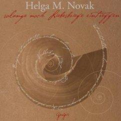Solange noch Liebesbriefe eintreffen, 1 Audio-CD - Novak, Helga M.