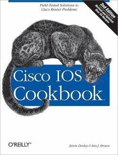 Cisco IOS Cookbook - Dooley, Kevin; Brown, Ian J.