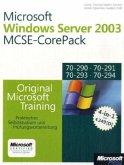 Microsoft Windows Server 2003 MCSE Corepack