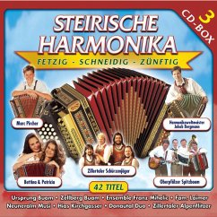 Steirische Harmonika - Various