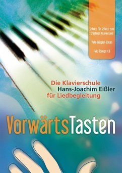 Vorwärts Tasten, m. Audio-CD