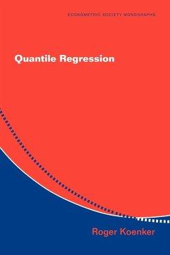 Quantile Regression - Koenker, Roger