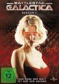 Battlestar Galactica, Season 1, 4 DVDs