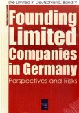 Founding Limited Companies (Ltds) in Germany