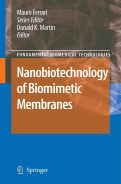 Nanobiotechnology of Biomimetic Membranes - Martin, Donald (ed.)
