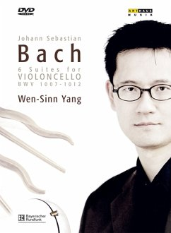 Bach, Johann Sebastian - 6 Suiten für Solo Cell...