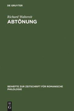 Abtönung - Waltereit, Richard