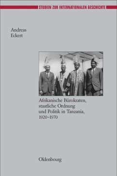 Herrschen und Verwalten - Eckert, Andreas