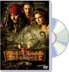 Fluch der Karibik 2, DVD