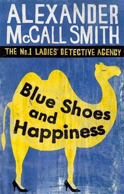 Blue Shoes and Happiness - Smith, Alexander McCall