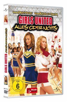 Girls United - Alles oder Nichts - Hayden Panettiere,Solange Knowles-Smith
