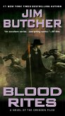 Dresden Files 06. Blood Rites