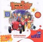 Kleiner Roter Traktor - Lichterketten und 5 weitere Abenteuer, 1 Audio-CD