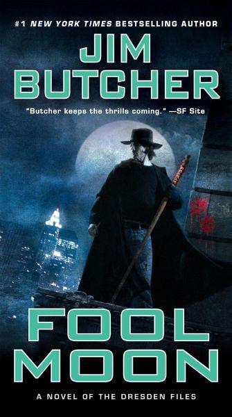 Fool Moon - Butcher, Jim