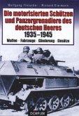 Die motorisierten Schützen und Panzergrenadiere des deutschen Heeres 1935-1945