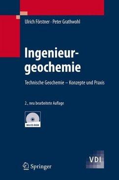 Ingenieurgeochemie - Förstner, Ulrich;Grathwohl, Peter