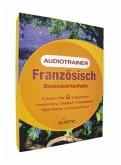 Audiotrainer Französisch Basiswortschatz, 2 Audio-CDs