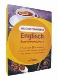 Audiotrainer Englisch Basiswortschatz, 2 Audio-CDs