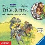 Das Grab des Dschingis Khan / Die Zeitdetektive Bd.3 (CD)