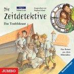 Das Teufelskraut / Die Zeitdetektive Bd.4
