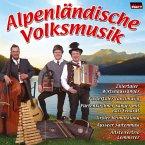 Alpenländische Volksmusik, 1 Audio-CD