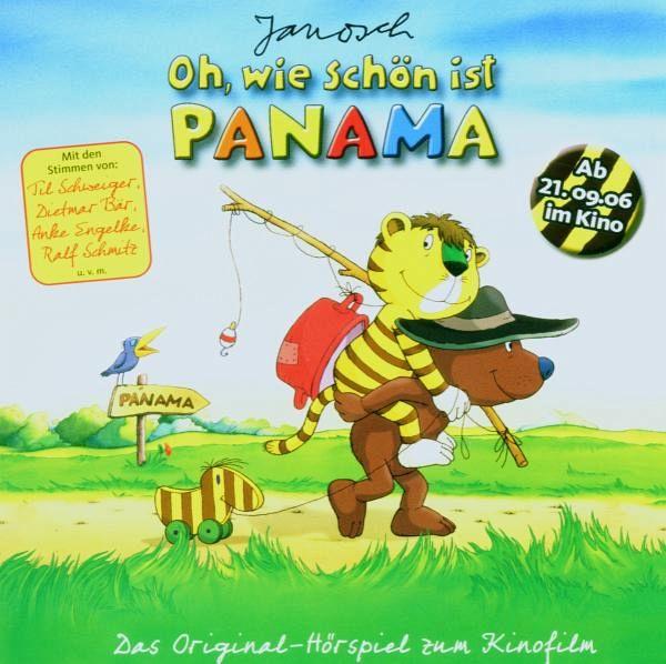 Oh,Wie Schön Ist Panama-Hsp Z.Kinofilm - Janosch