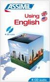 Using English, 4 Audio-CDs / Assimil Englisch in der Praxis (für Fortgeschrittene)