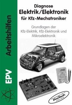 diagnose elektrik elektronik f r kfz mechatroniker von. Black Bedroom Furniture Sets. Home Design Ideas